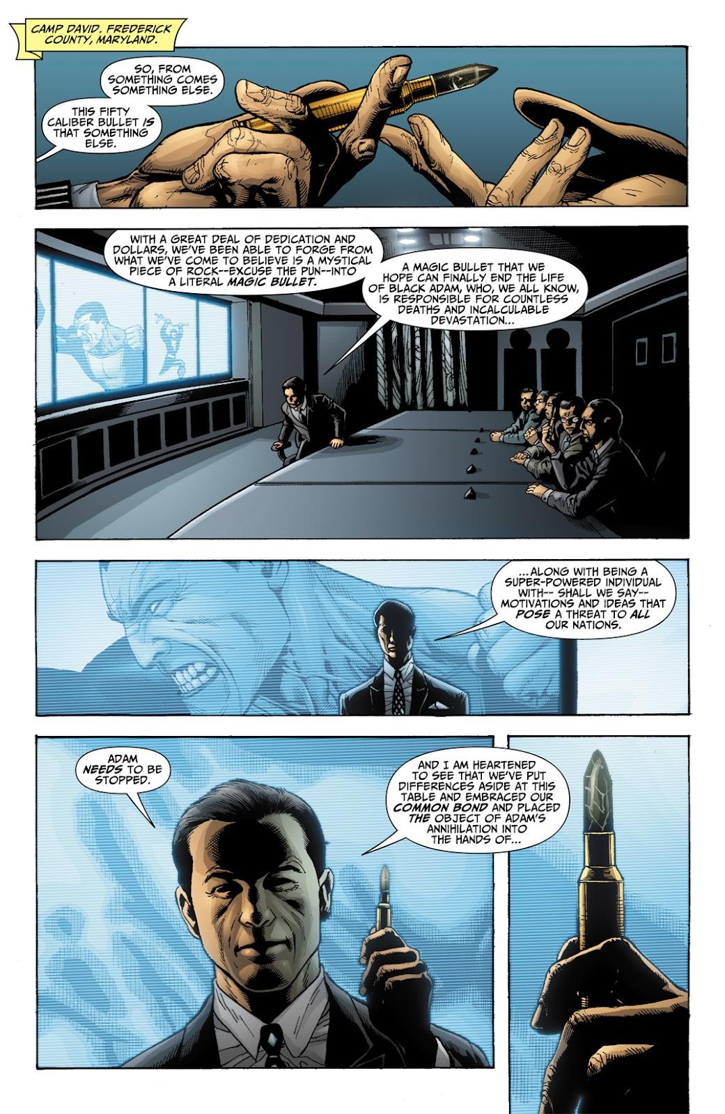 Black Adam: The Dark Age issue 5 - Page 10