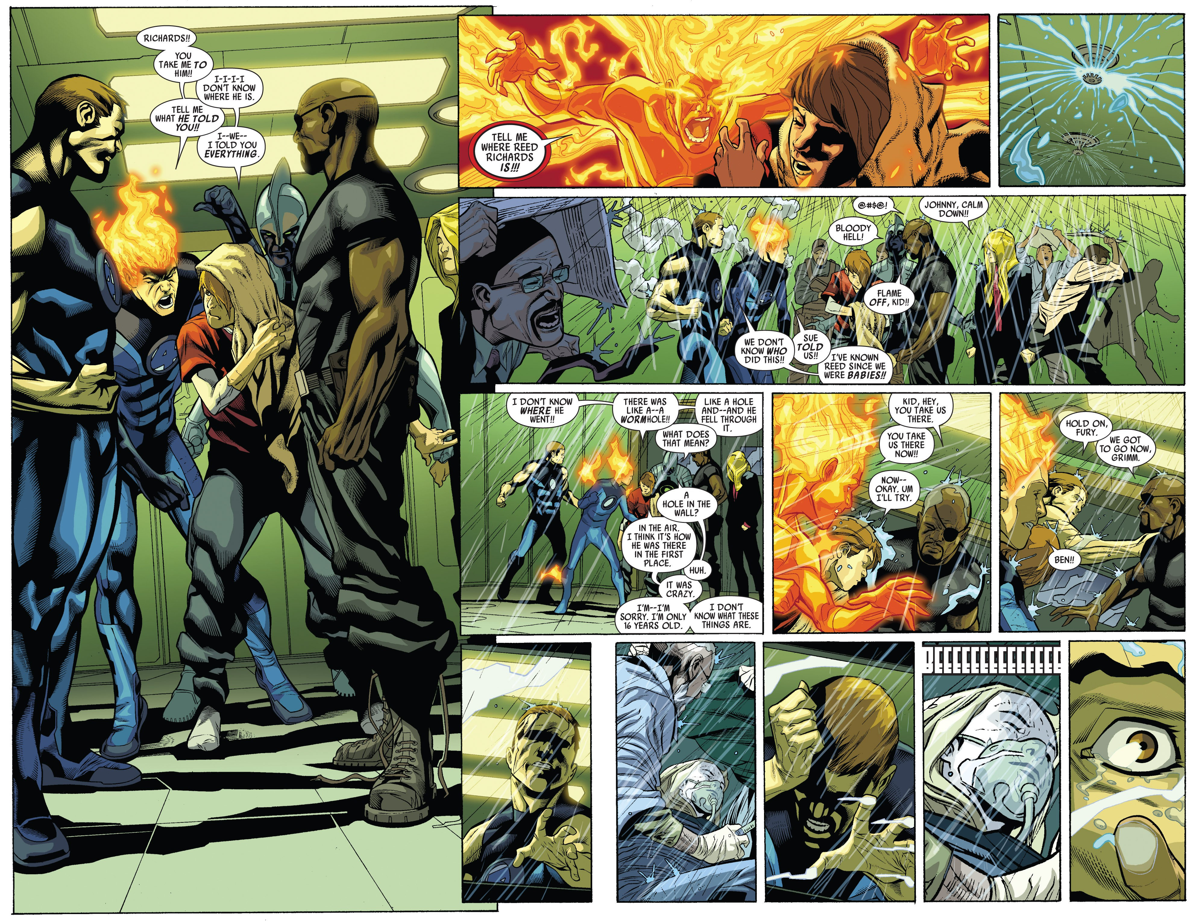 Read online Ultimate Comics Doomsday comic -  Issue # Full - 181