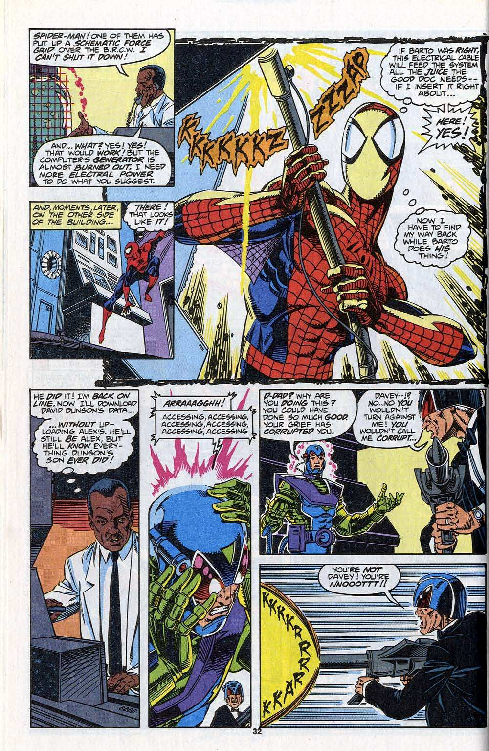 The Amazing Spider-Man (1963) _Annual_27 Page 33