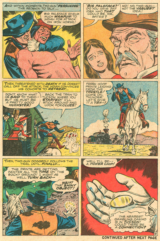 Read online Two-Gun Kid comic -  Issue #92 - 18
