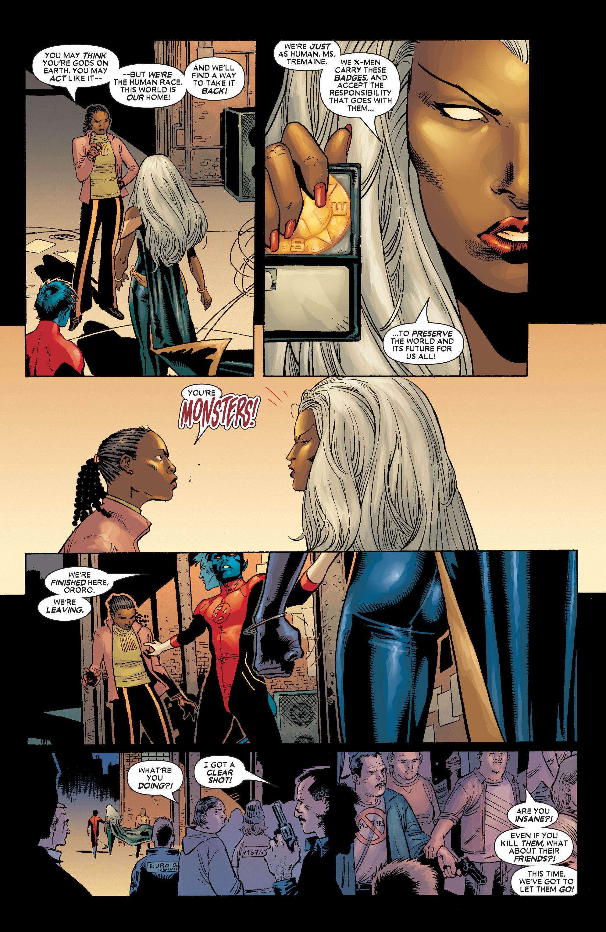 Read online Uncanny X-Men (1963) comic -  Issue #449 - 13