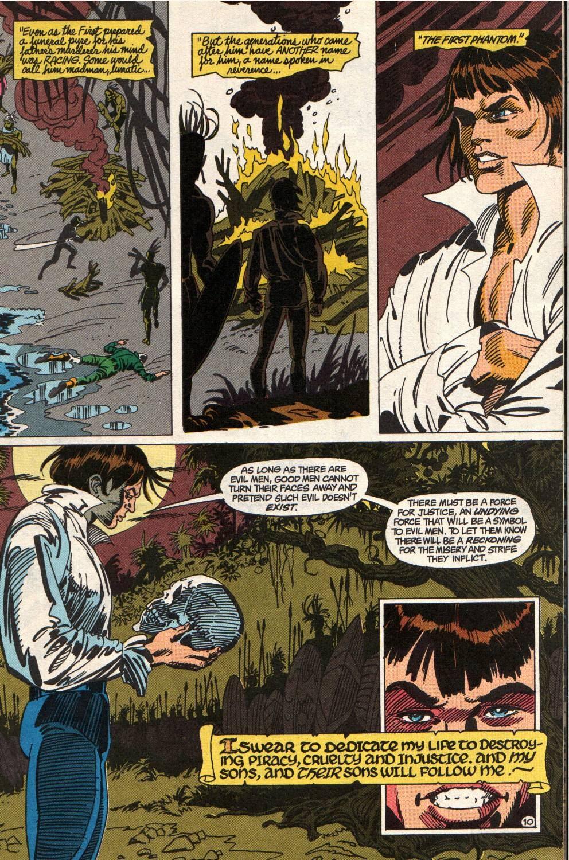 Read online The Phantom (1988) comic -  Issue #1 - 13