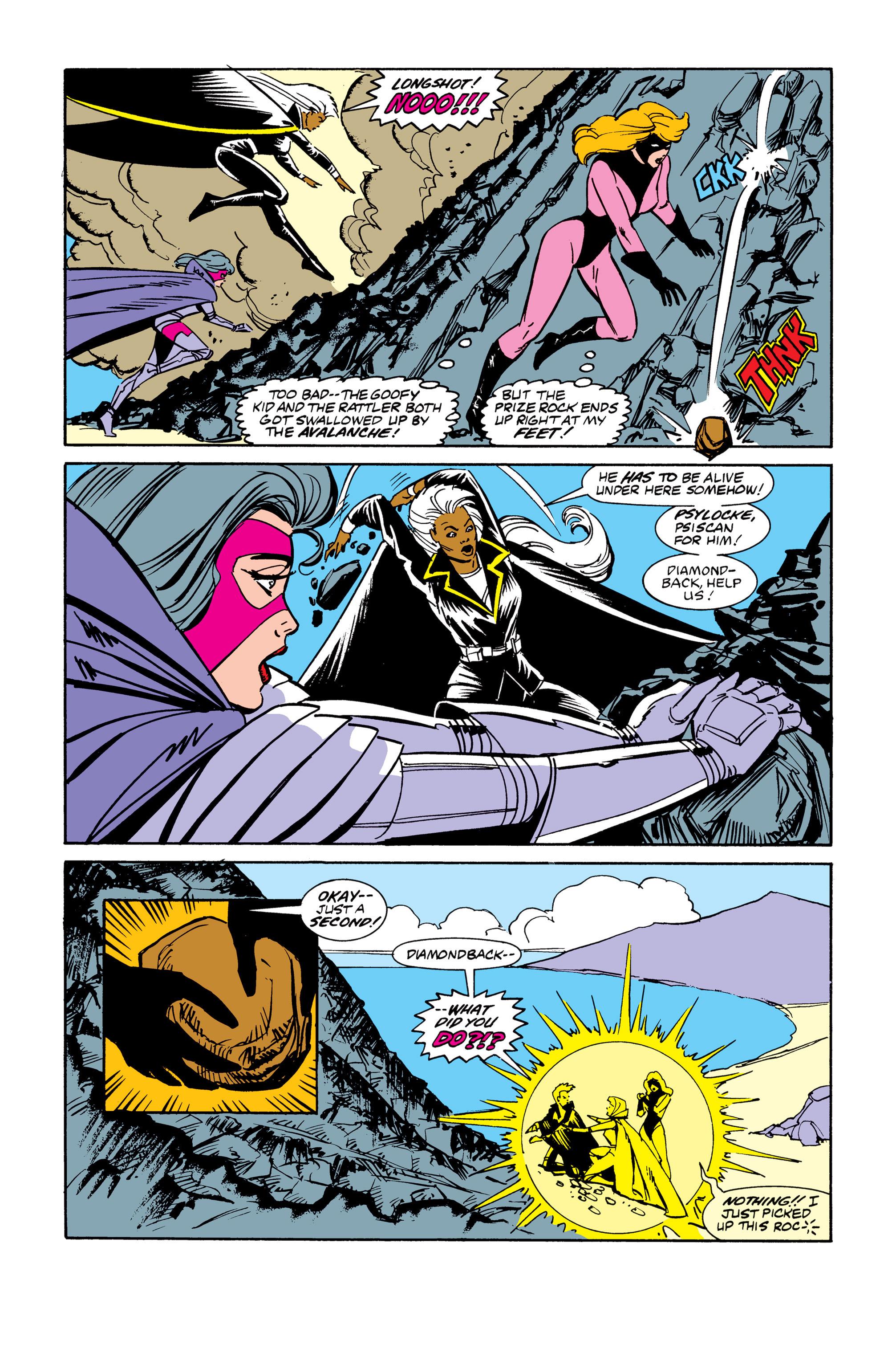Read online Uncanny X-Men (1963) comic -  Issue # _Annual 13 - 30