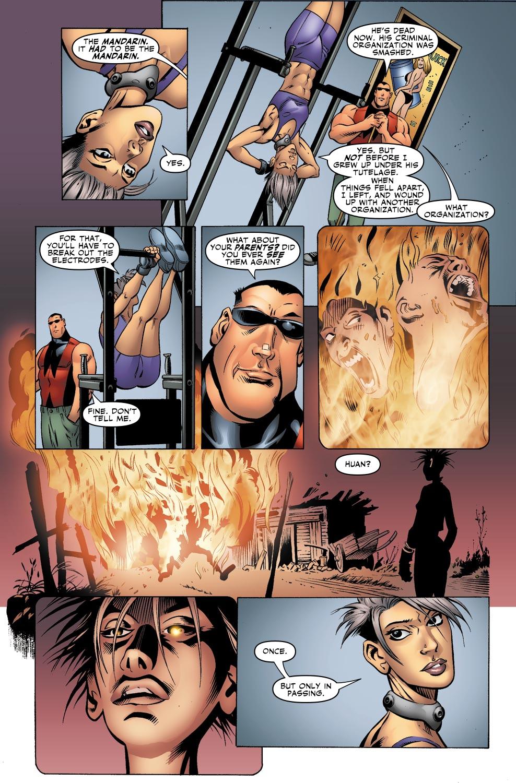 Read online Wonder Man (2007) comic -  Issue #2 - 19