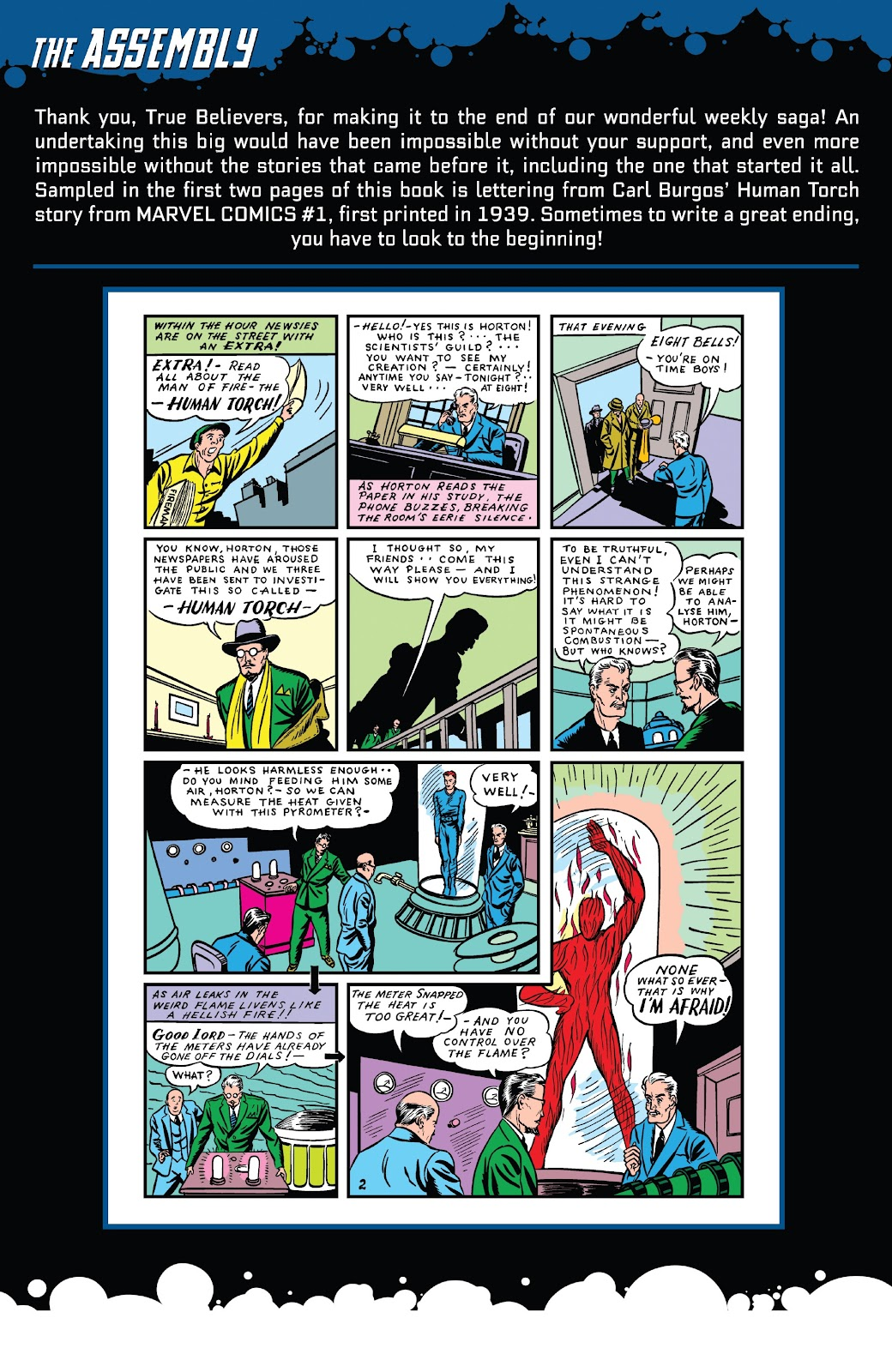 Read online Avengers No Road Home comic -  Issue #10 - 33