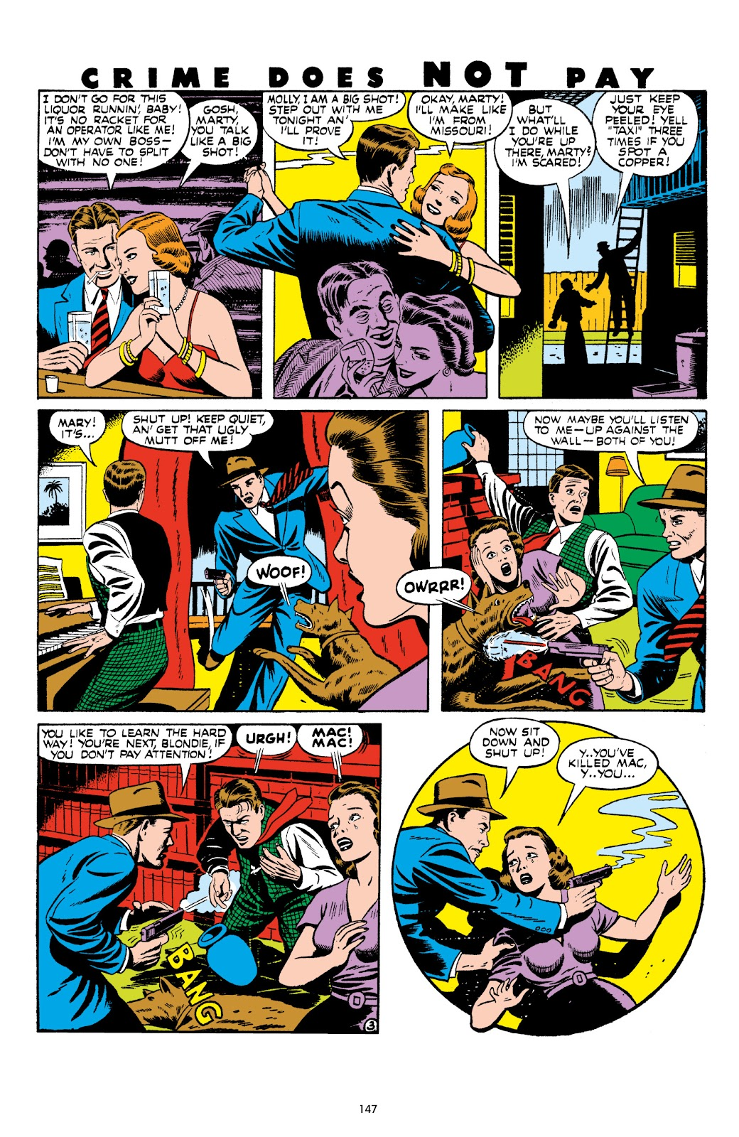 Read online Crime Does Not Pay Archives comic -  Issue # TPB 8 (Part 2) - 48