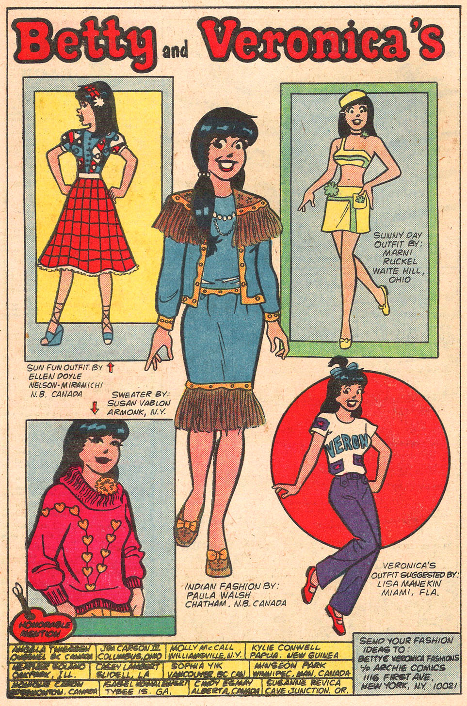 Read online Archie's Girls Betty and Veronica comic -  Issue #301 - 10