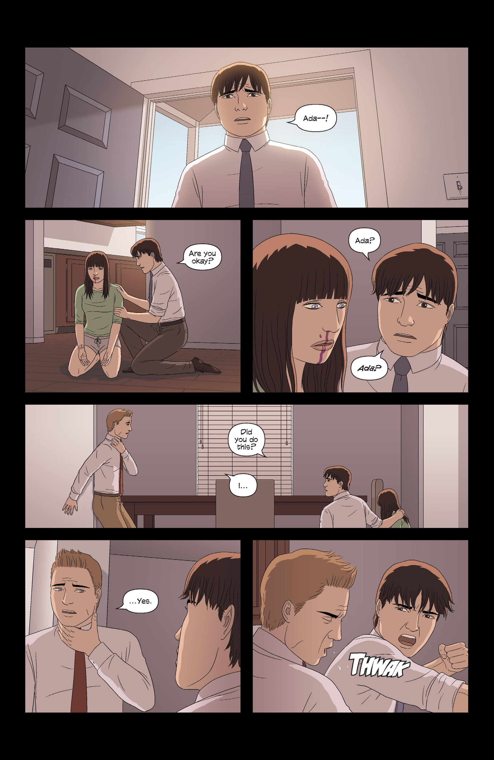 Read online Alex   Ada comic -  Issue # _TPB 3 - 39