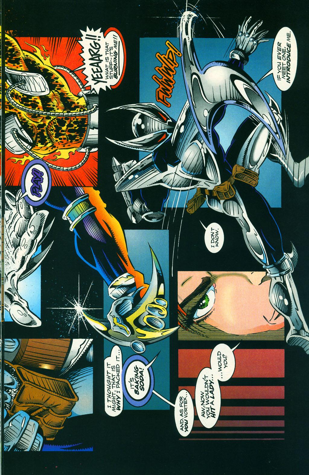 Read online ShadowHawk comic -  Issue #5 - 20