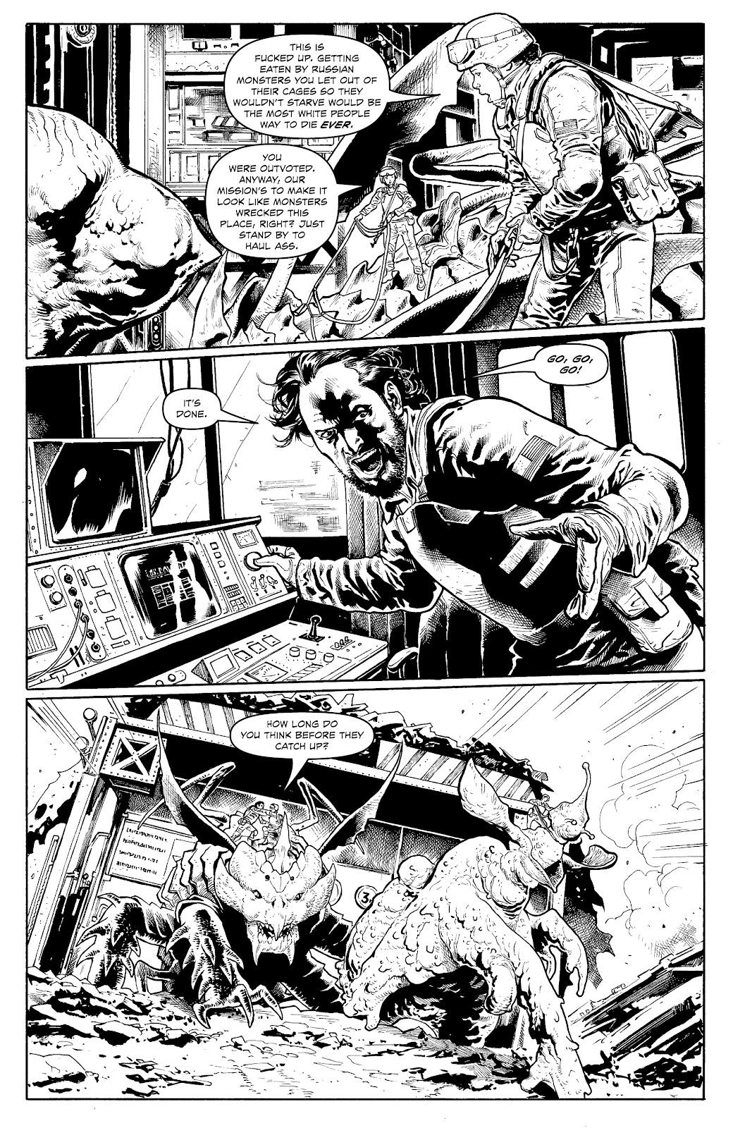 Read online Alan Moore's Cinema Purgatorio comic -  Issue #17 - 48