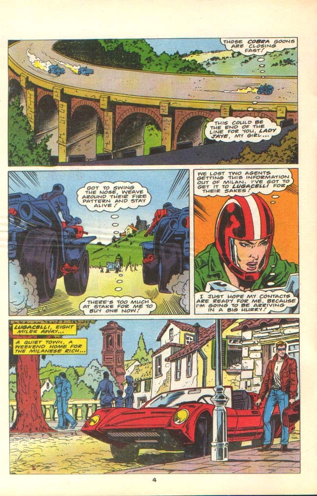 G.I. Joe European Missions issue 7 - Page 3
