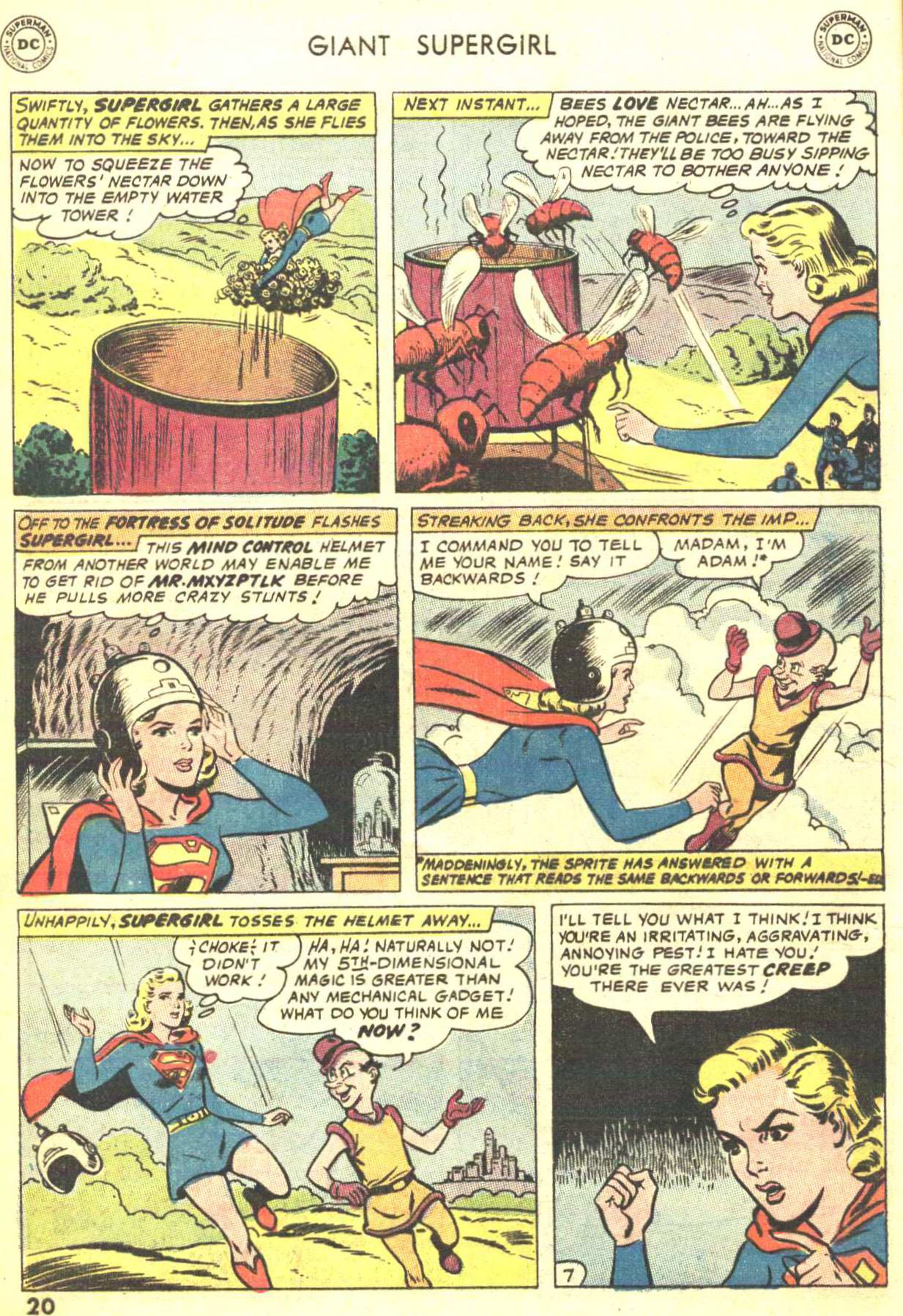 Read online Action Comics (1938) comic -  Issue #373 - 20
