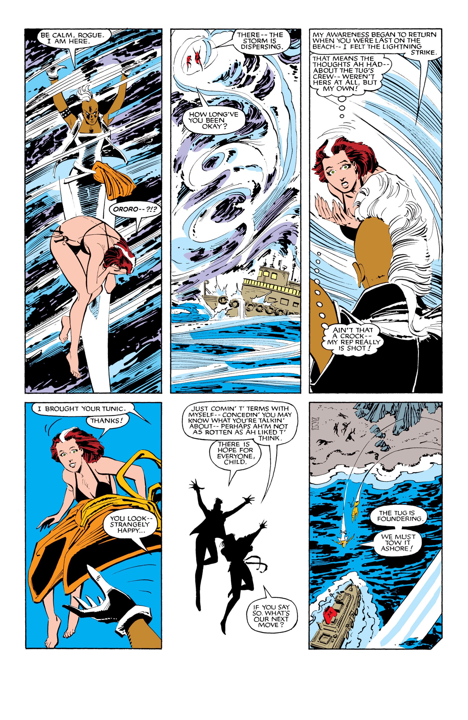 Read online Uncanny X-Men (1963) comic -  Issue #185 - 19