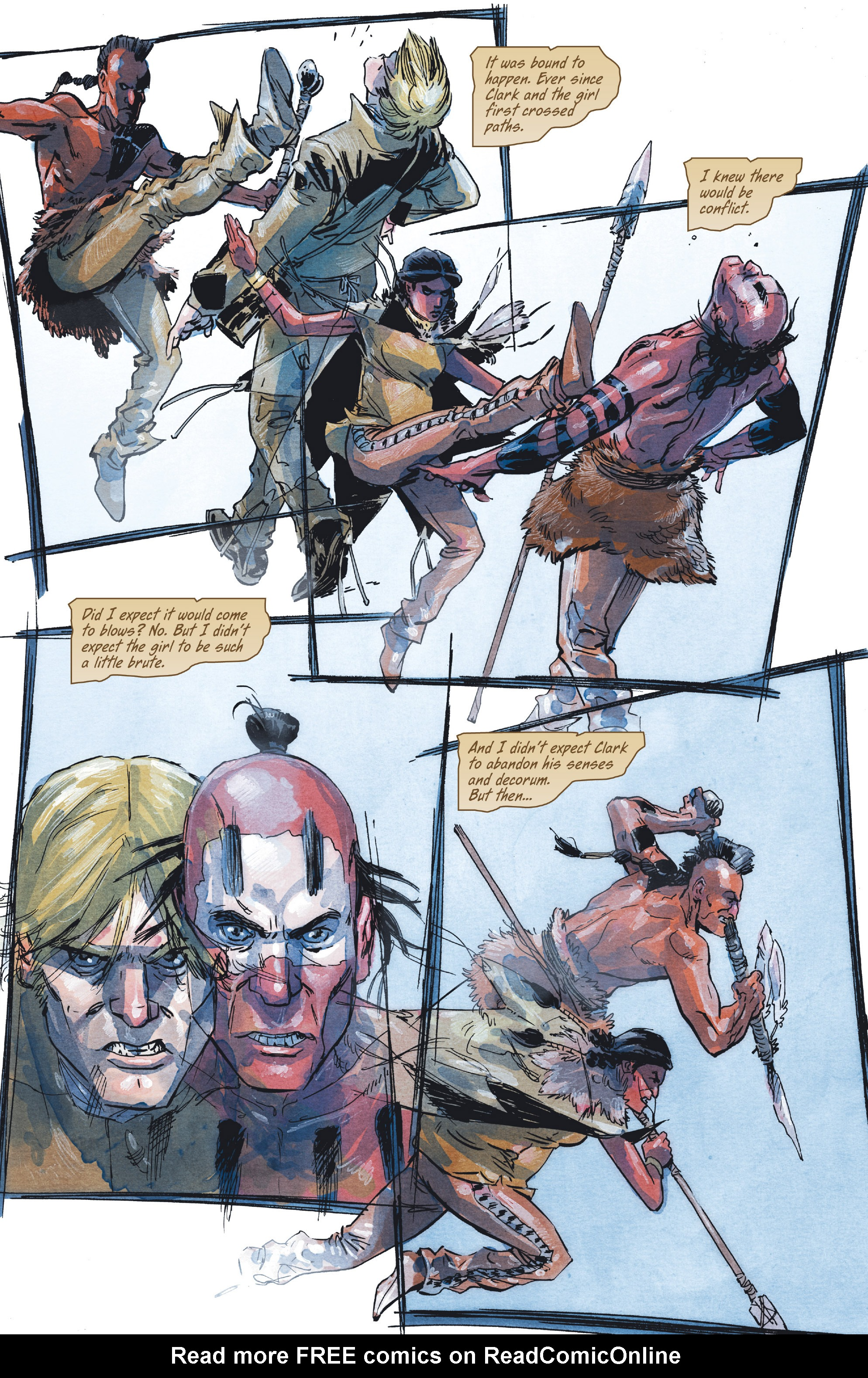 Read online Manifest Destiny comic -  Issue #28 - 3