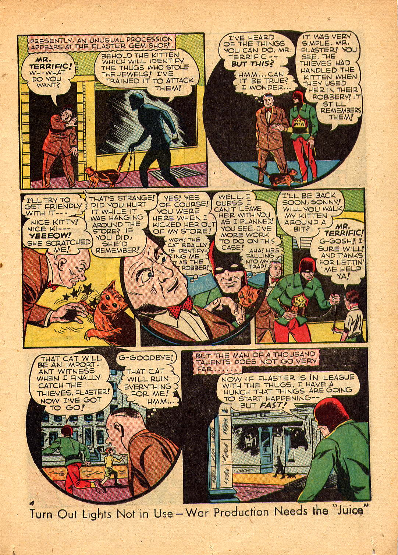 Read online Sensation (Mystery) Comics comic -  Issue #30 - 44