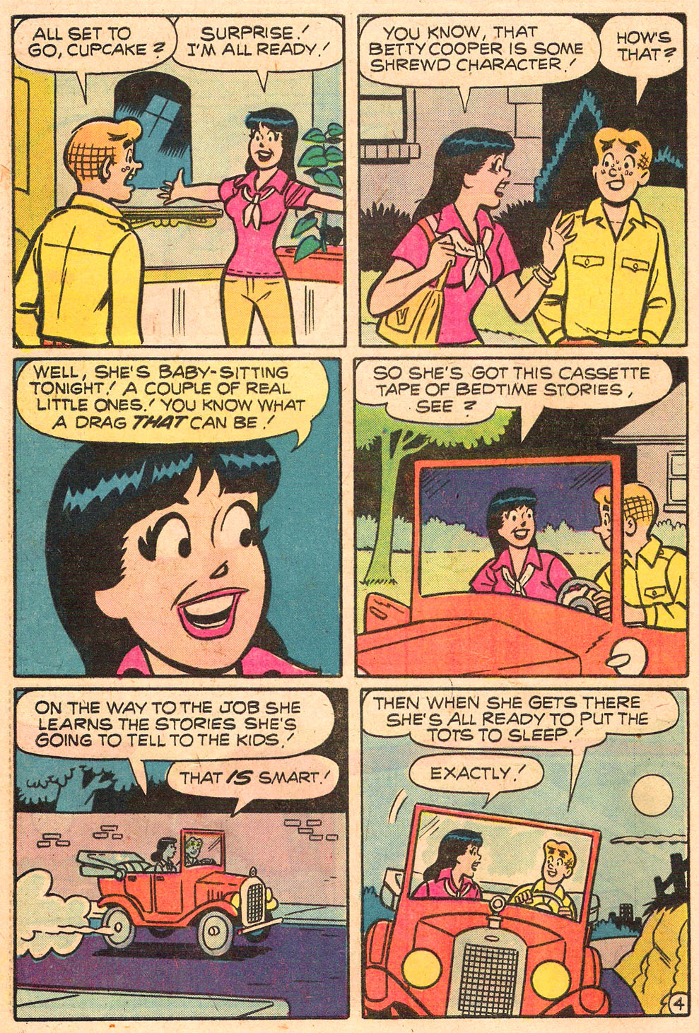 Read online Archie's Girls Betty and Veronica comic -  Issue #254 - 32