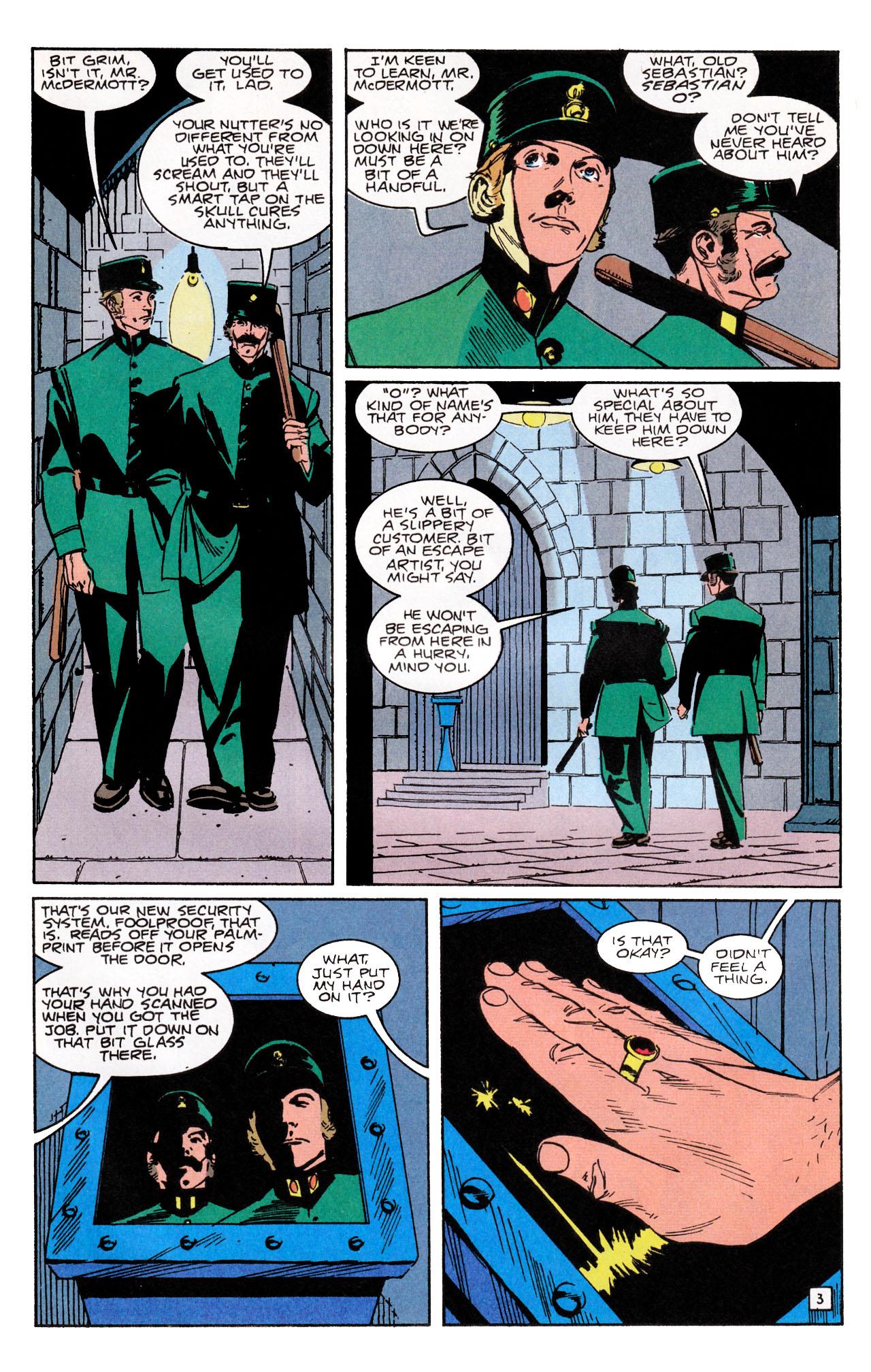 Read online Sebastian O comic -  Issue #1 - 5