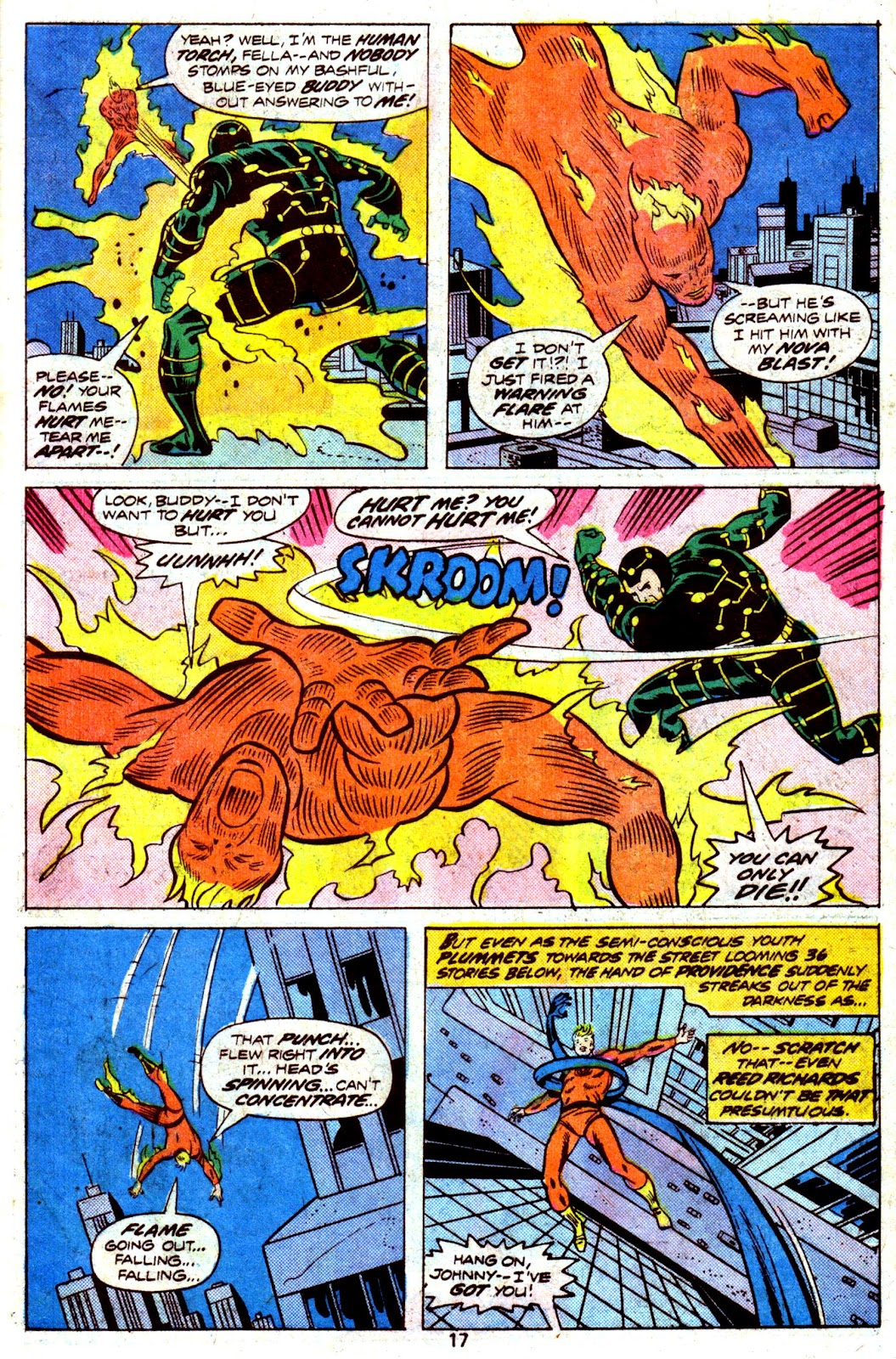 Giant-Size Fantastic Four issue 4 - Page 19