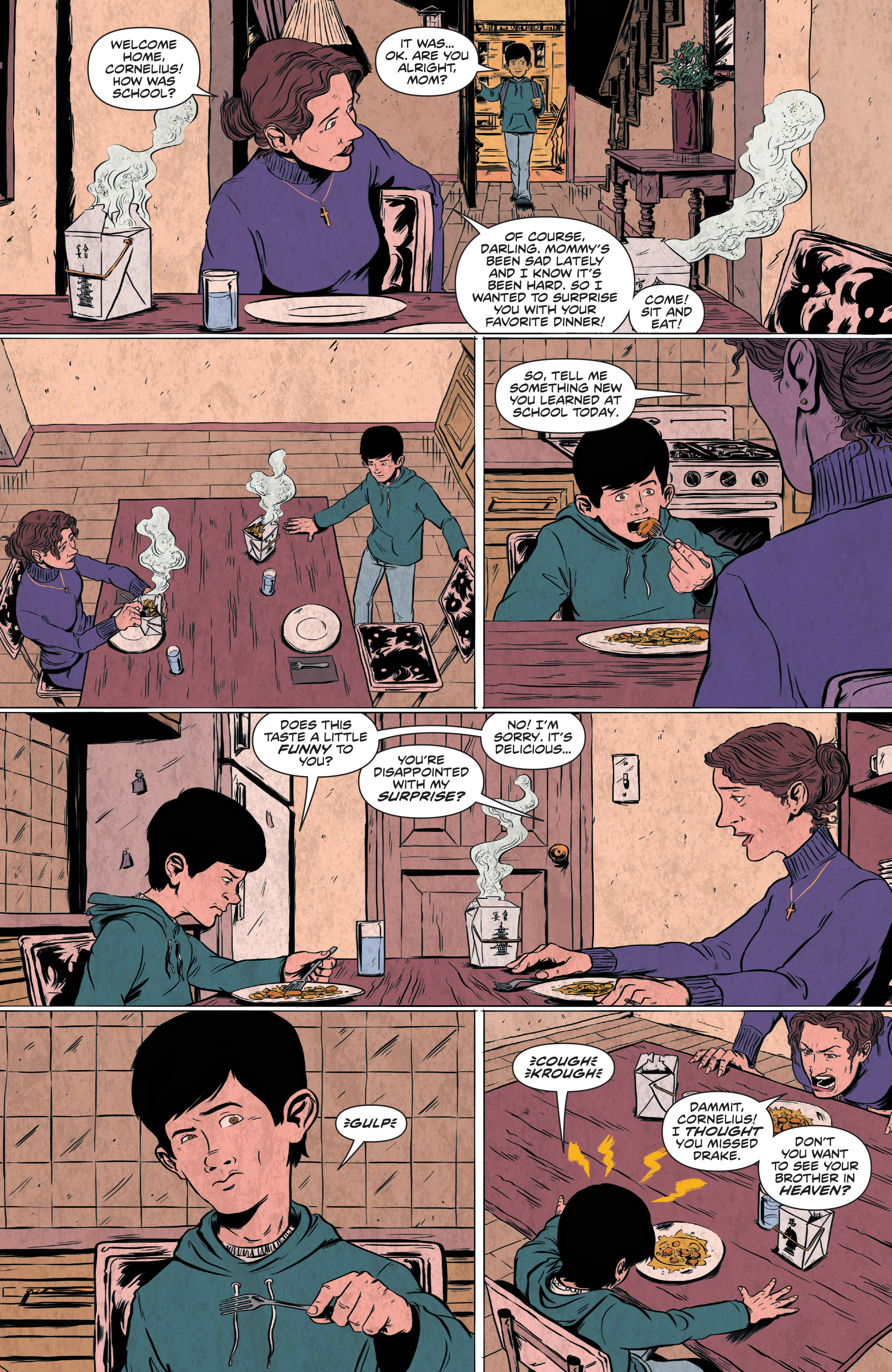 Read online Translucid comic -  Issue #4 - 23