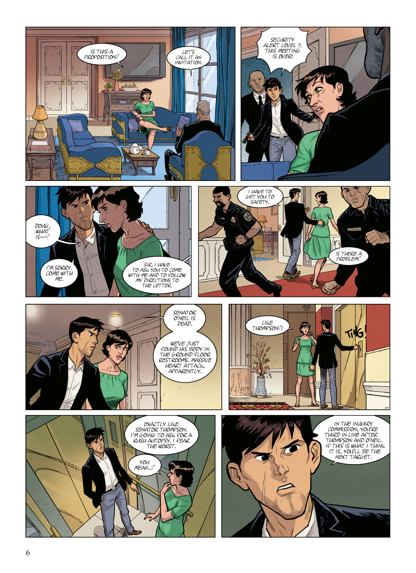 Read online Alter Ego comic -  Issue #9 - 8