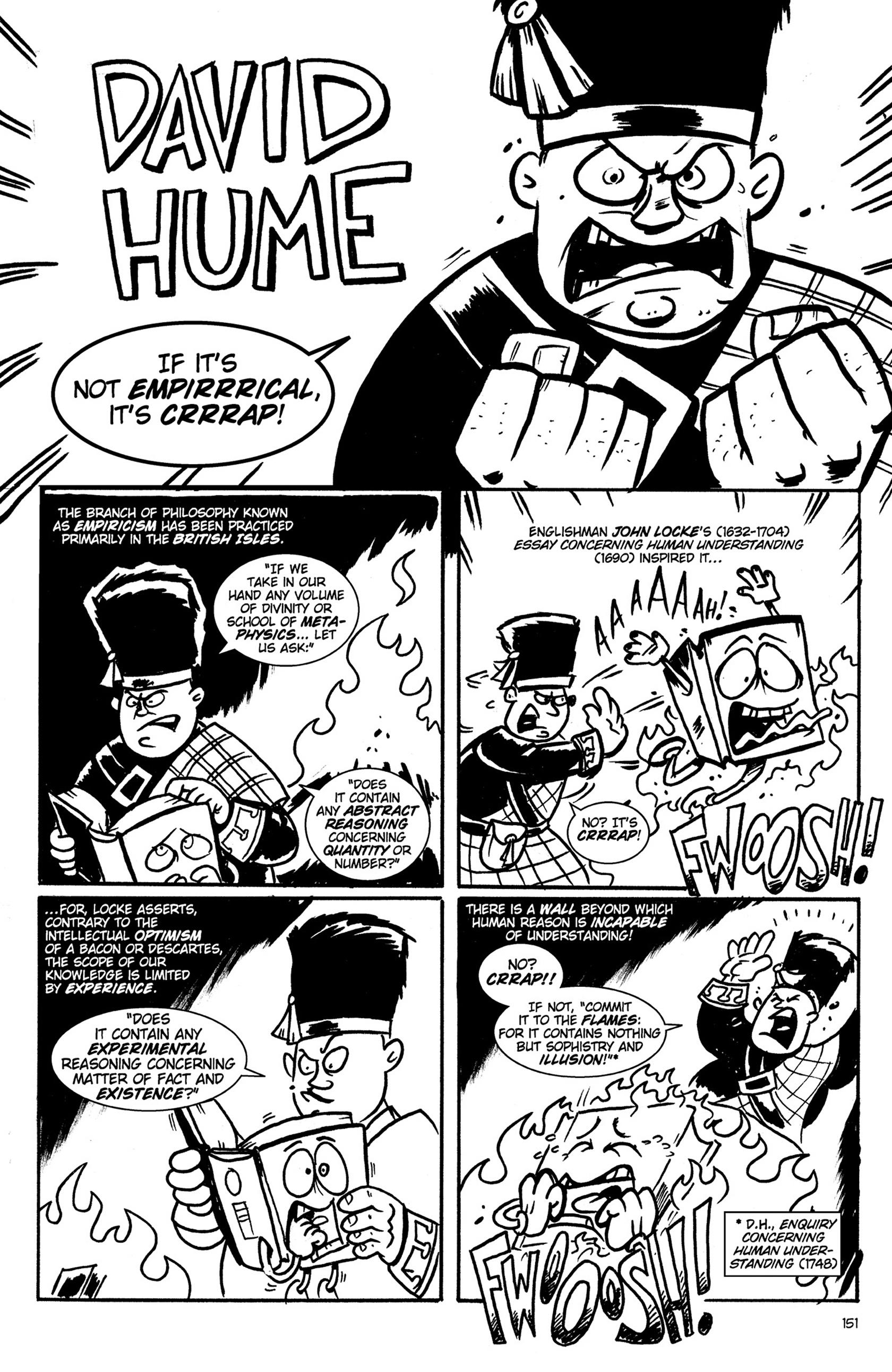 Read online Action Philosophers! comic -  Issue #Action Philosophers! TPB (Part 1) - 149