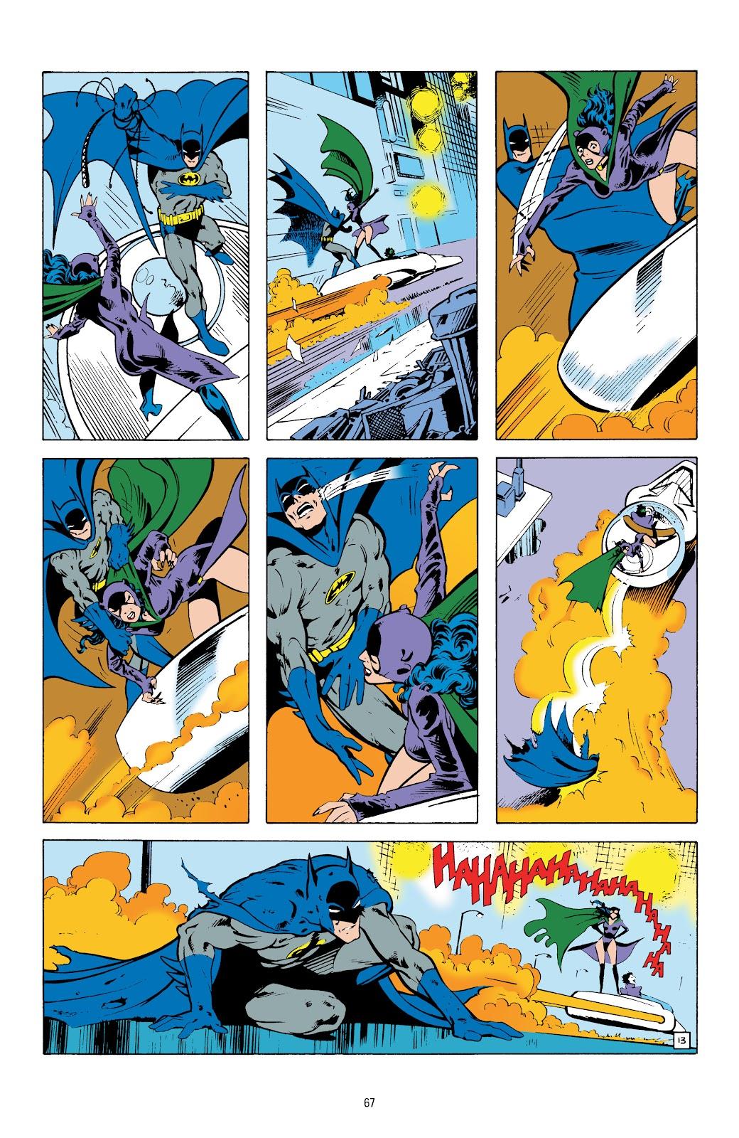 Read online Detective Comics (1937) comic -  Issue # _TPB Batman - The Dark Knight Detective 1 (Part 1) - 67
