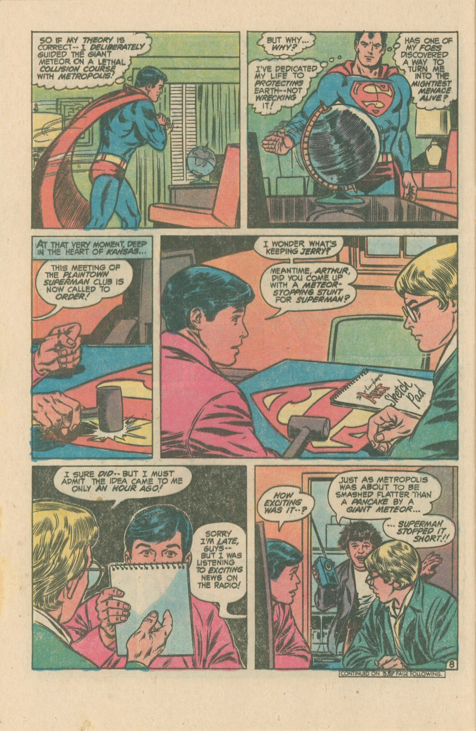 Read online Action Comics (1938) comic -  Issue #497 - 12