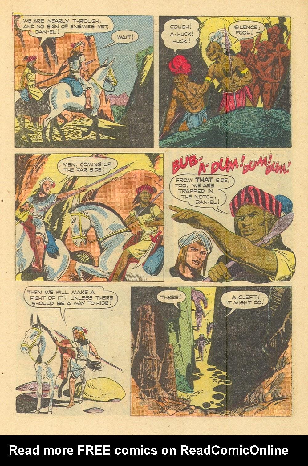 Tarzan (1948) issue 65 - Page 30
