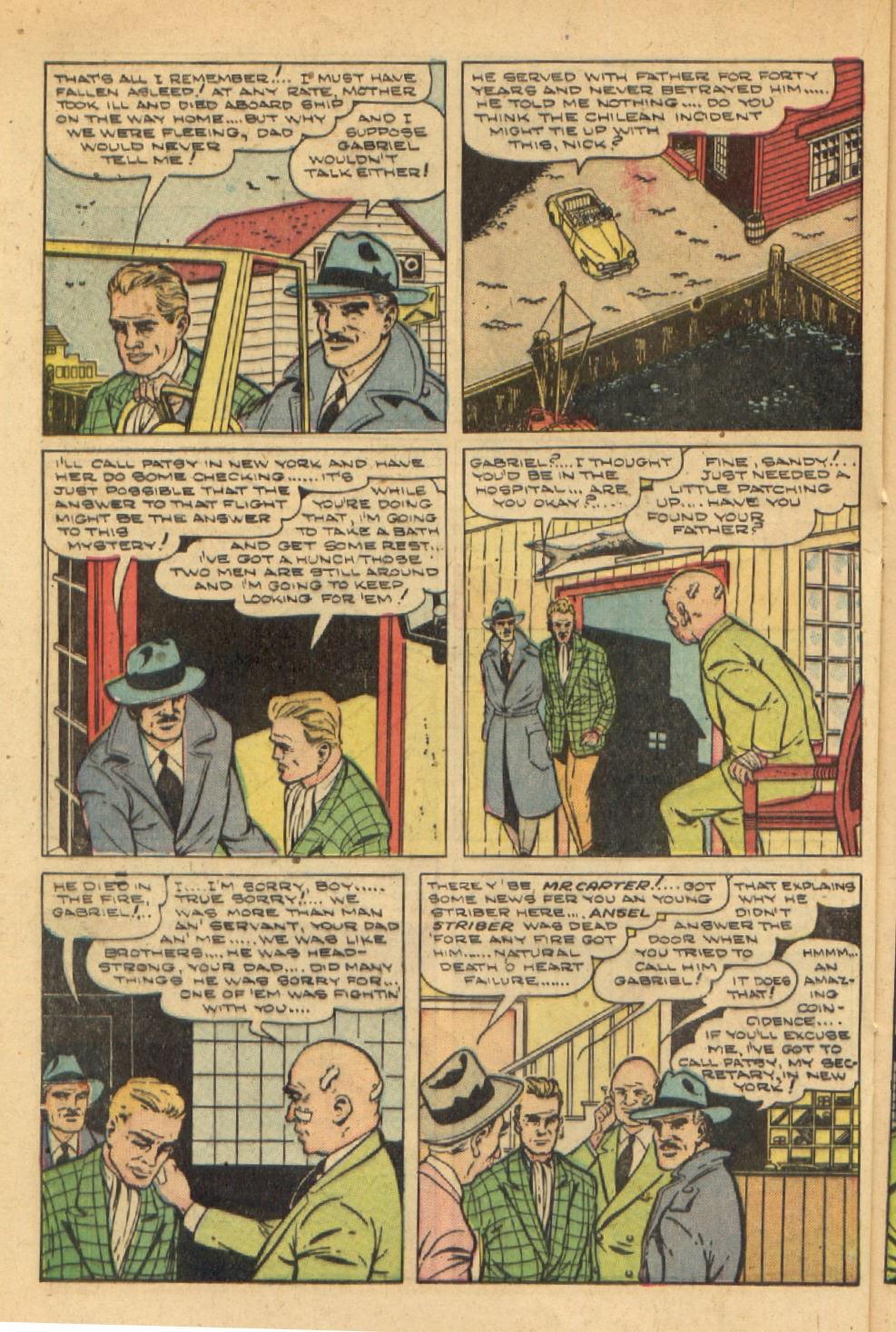 Shadow Comics #101 #94 - English 33