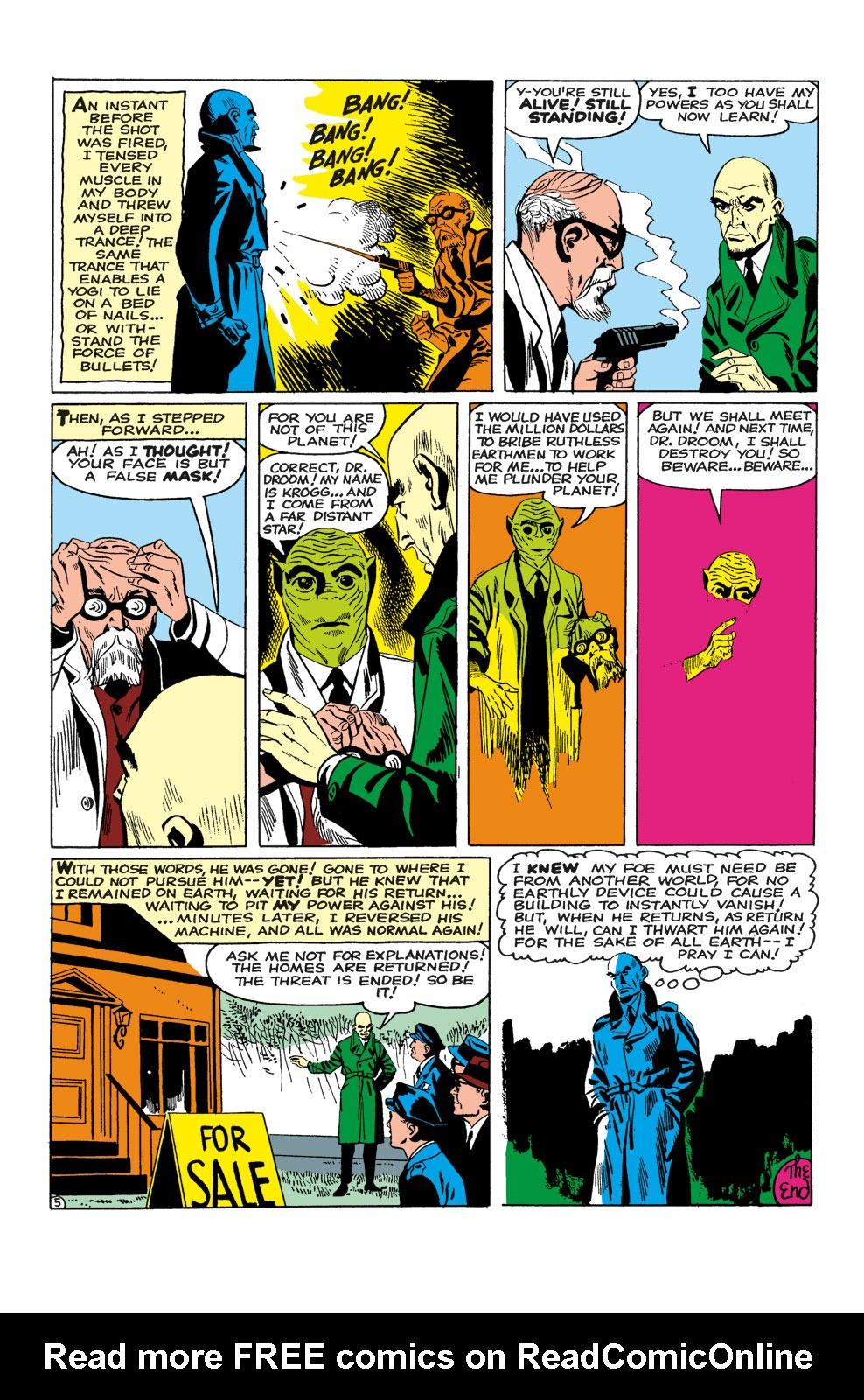 Read online Amazing Adventures (1961) comic -  Issue #6 - 26