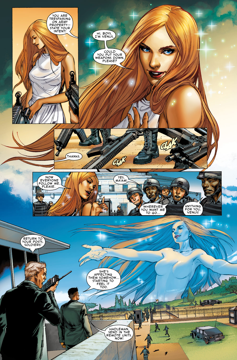 Read online Agents Of Atlas (2009) comic -  Issue #0 - 11