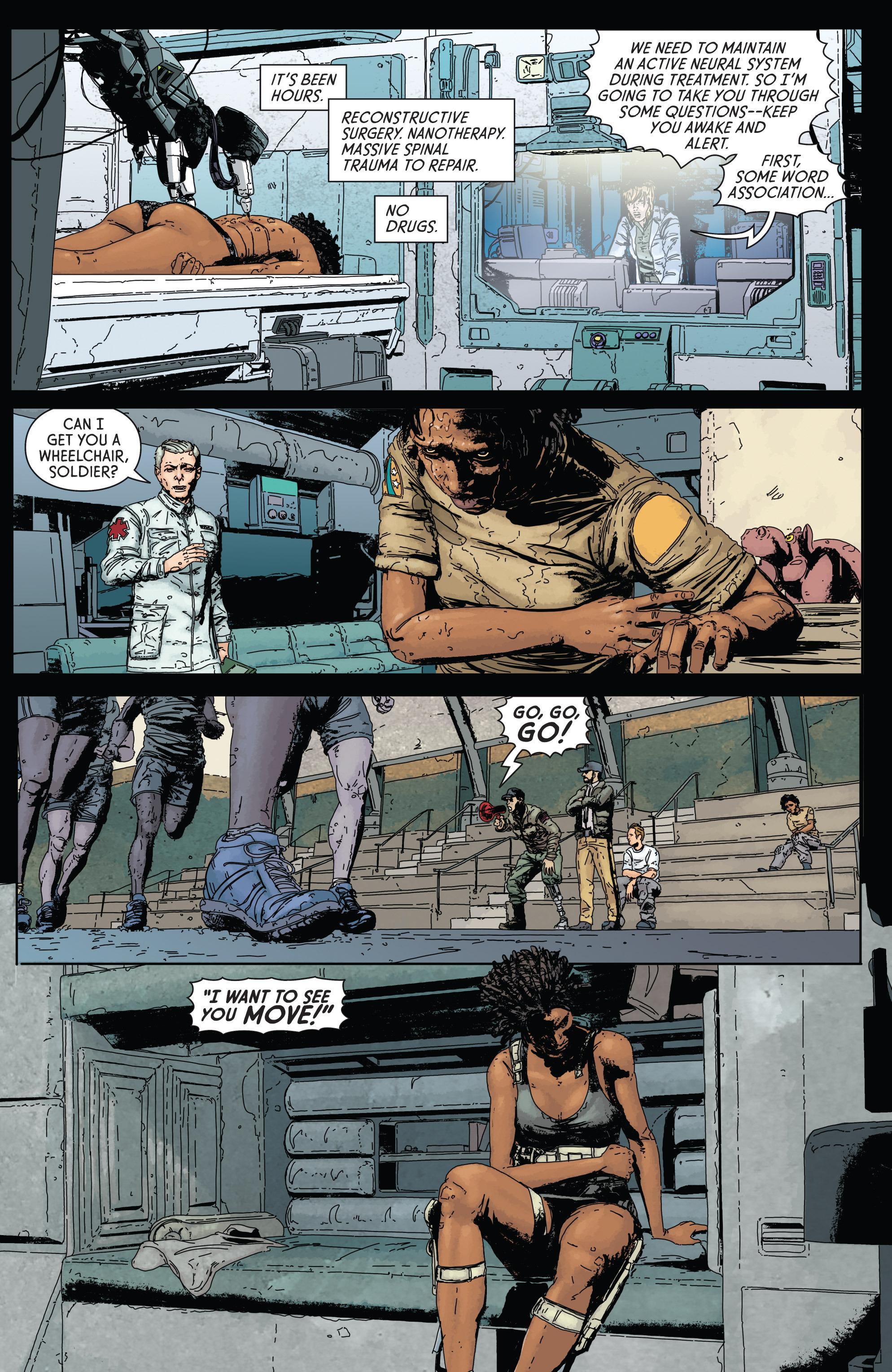 Read online Aliens: Defiance comic -  Issue #1 - 12