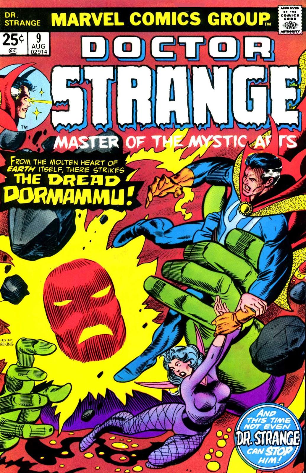 Doctor Strange (1974) 9 Page 1