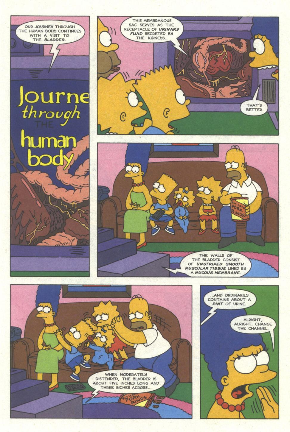 Read online Simpsons Comics comic -  Issue #25 - 4
