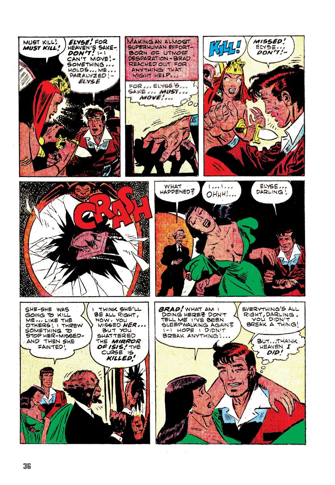 Read online The Joe Kubert Archives comic -  Issue # TPB (Part 1) - 47