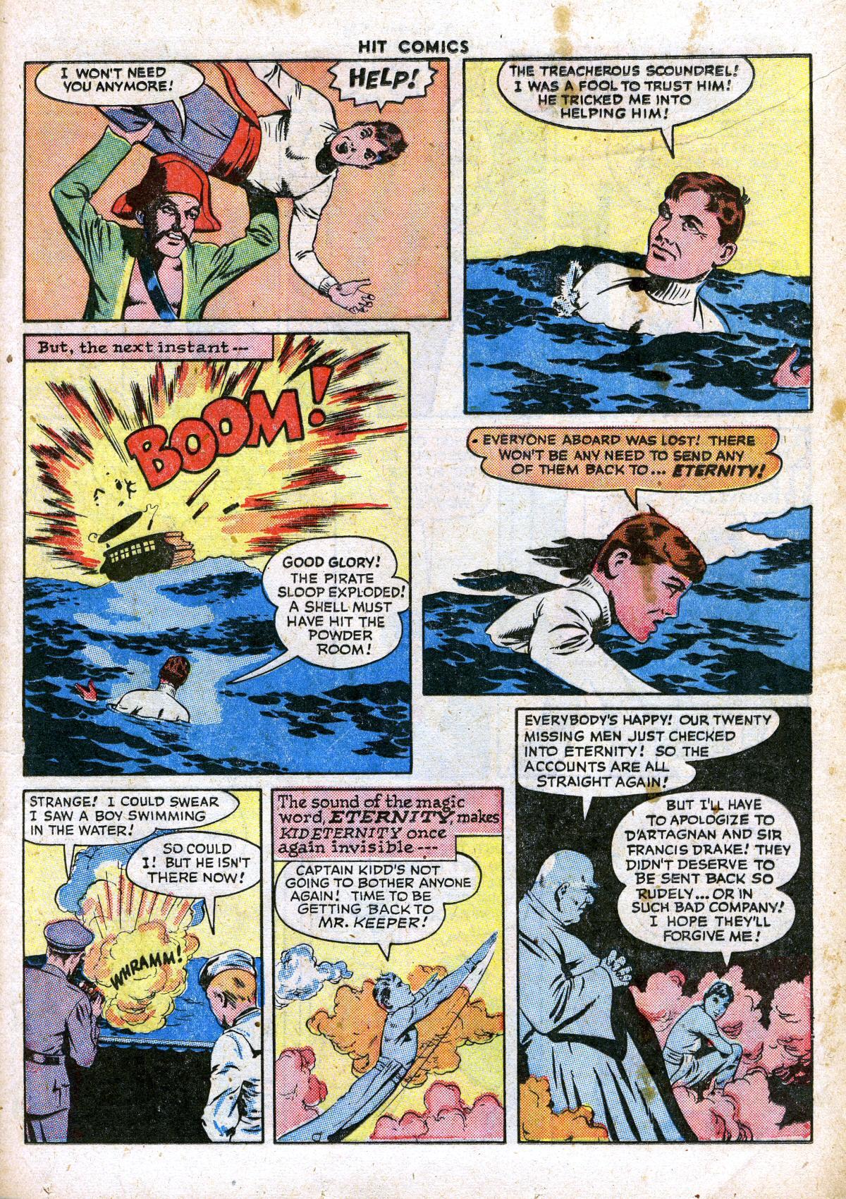 Read online Hit Comics comic -  Issue #41 - 17