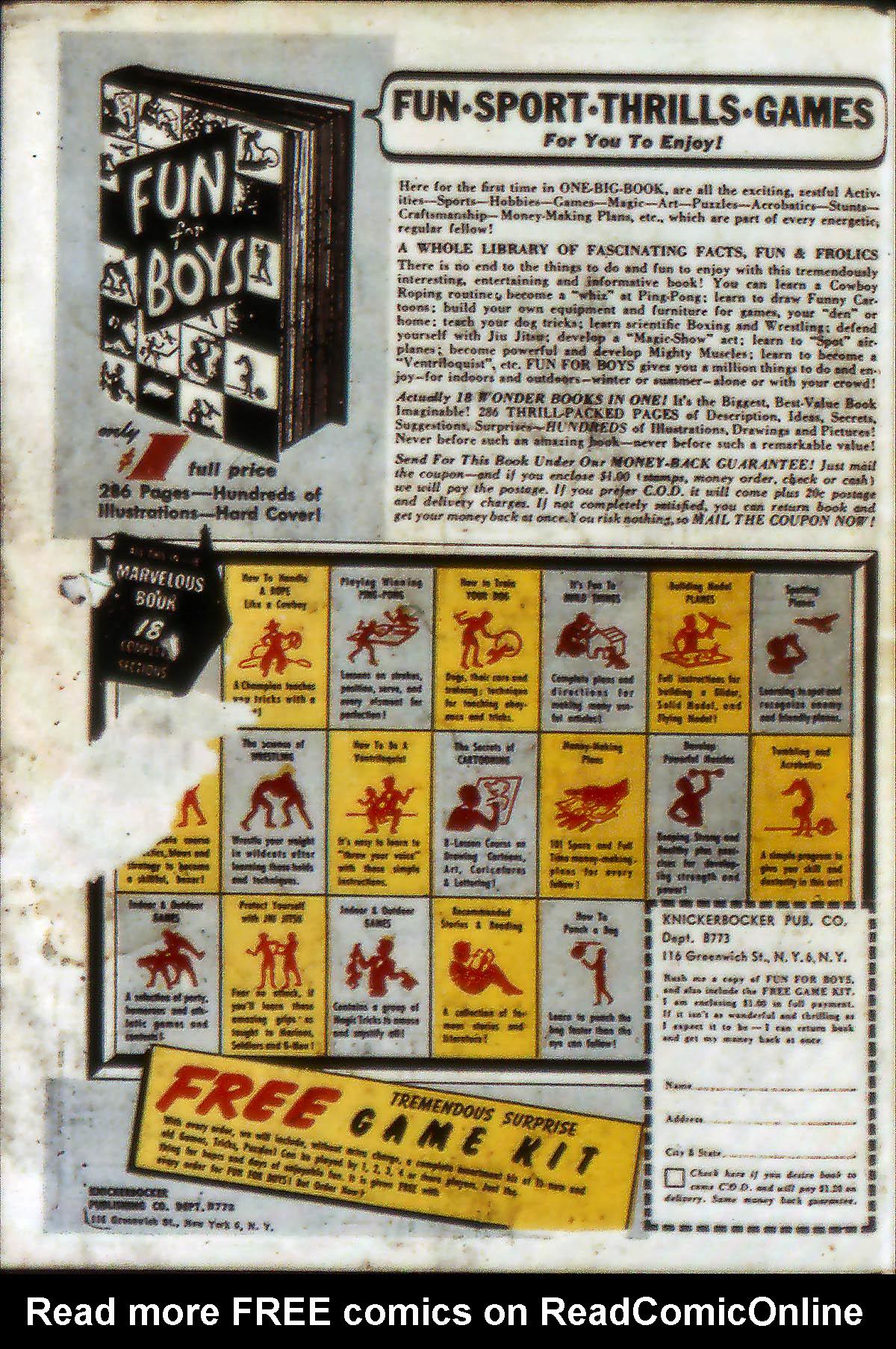Read online Adventure Comics (1938) comic -  Issue #88 - 60