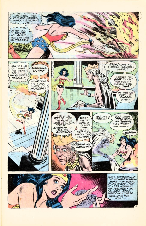 Read online Wonder Woman (1942) comic -  Issue #223 - 12