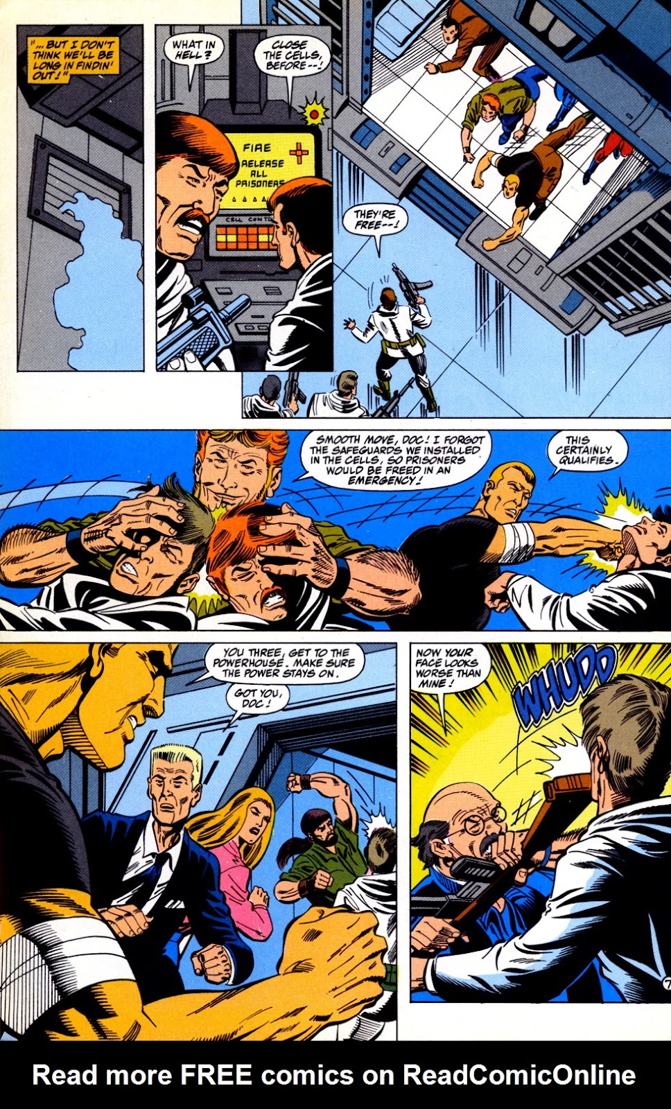 Doc Savage (1988) issue 12 - Page 9