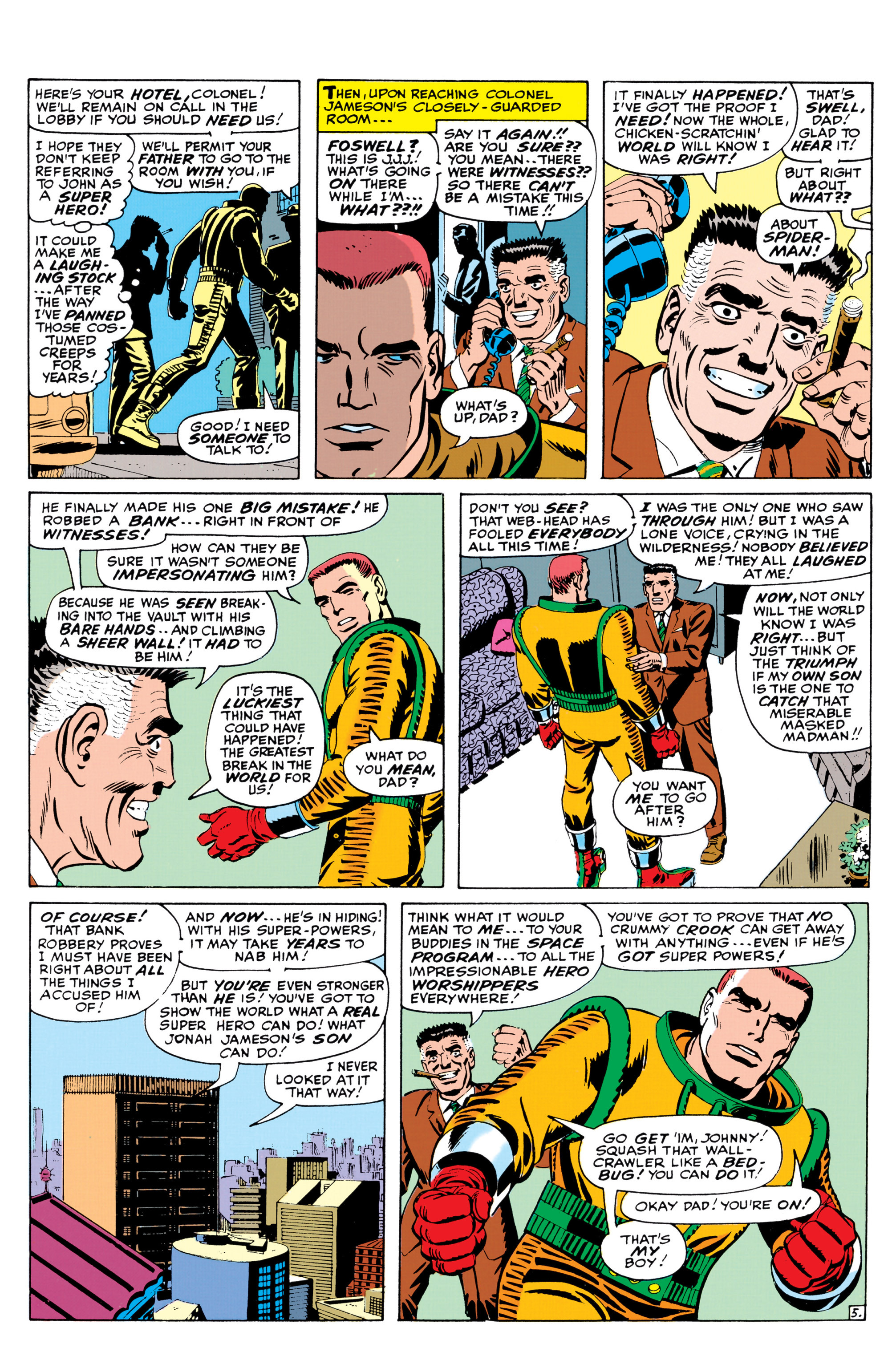 The Amazing Spider-Man (1963) 42 Page 5