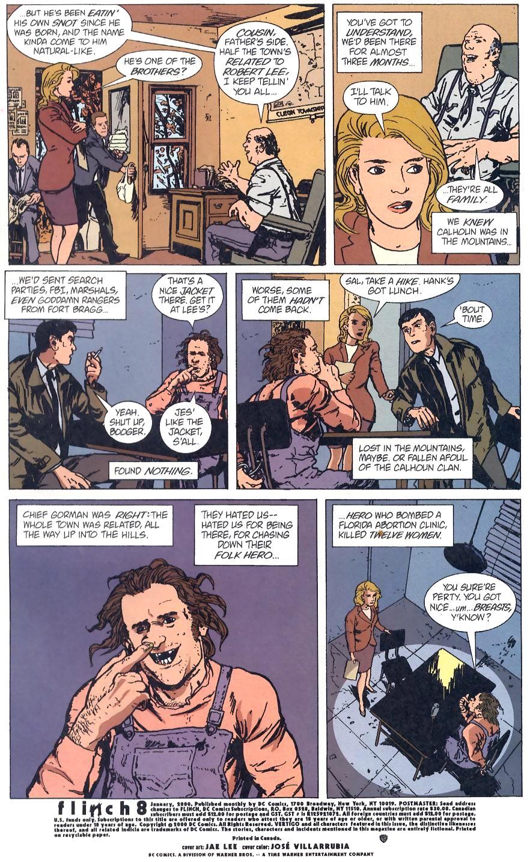 Read online Flinch comic -  Issue #8 - 3
