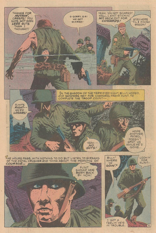 Read online Sgt. Rock comic -  Issue #356 - 20
