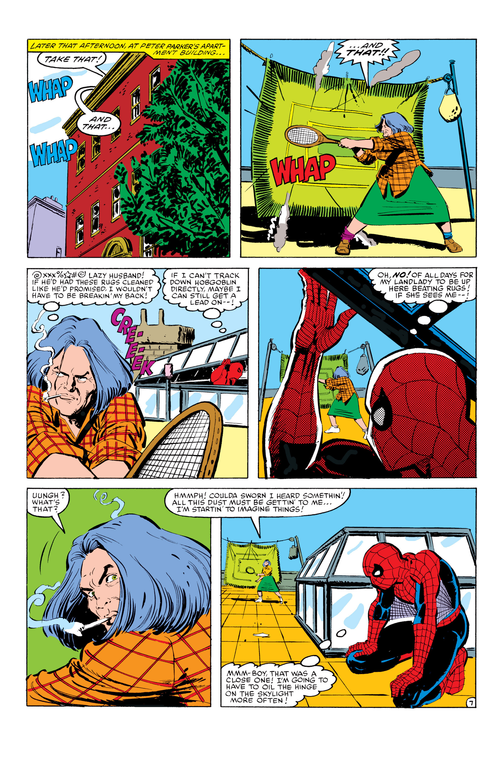 The Amazing Spider-Man (1963) 250 Page 7