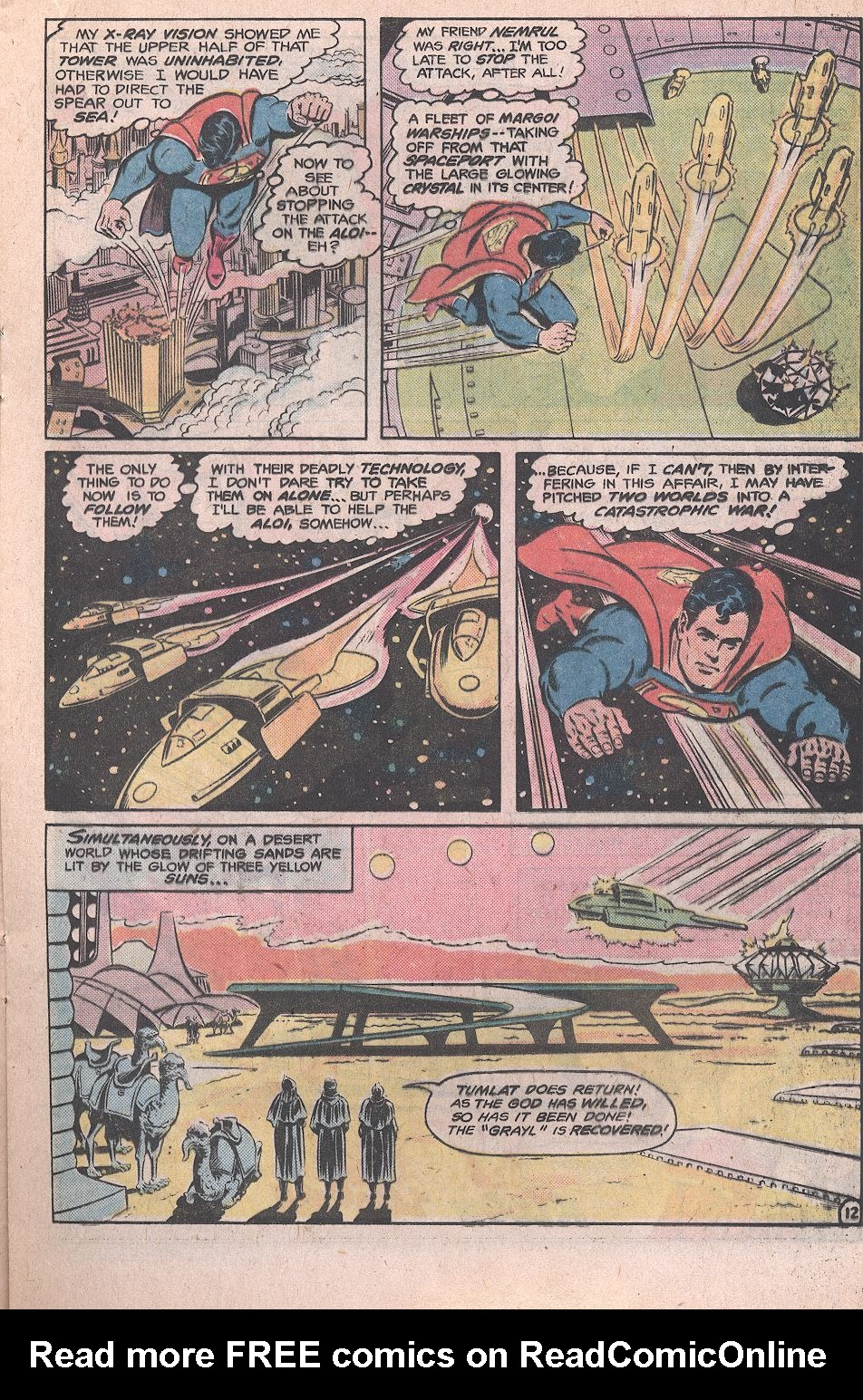 Read online Action Comics (1938) comic -  Issue #517 - 17