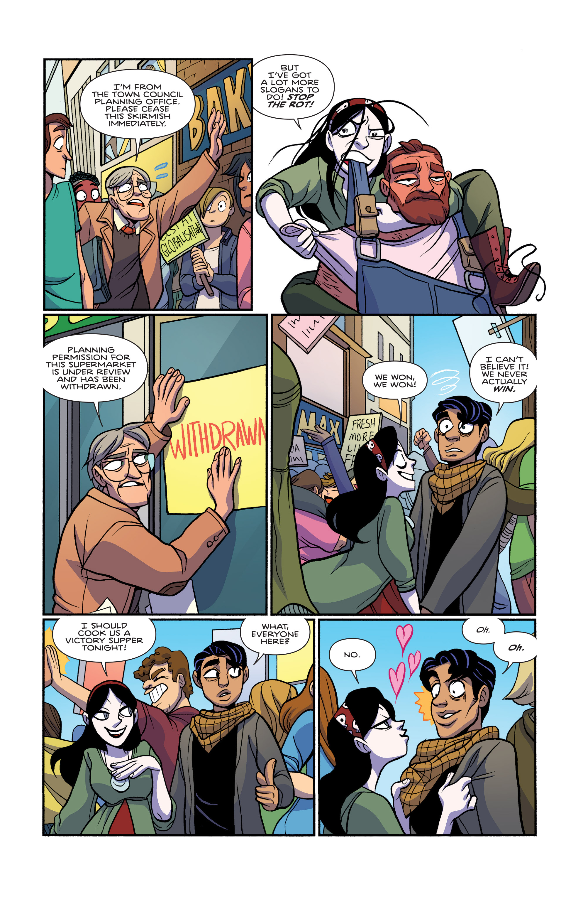 Read online Giant Days (2015) comic -  Issue #27 - 19