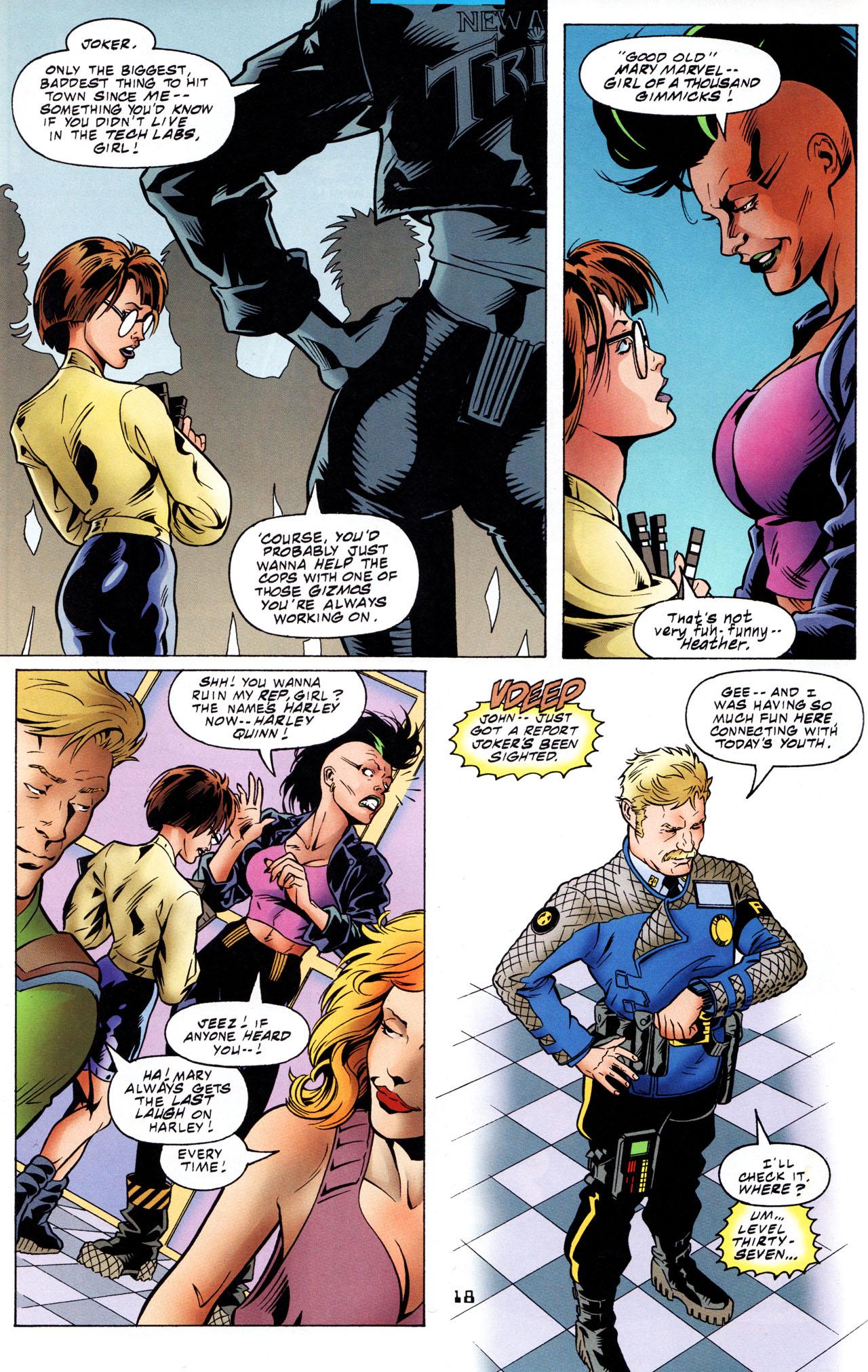 Read online Tangent Comics/ The Joker comic -  Issue # Full - 19