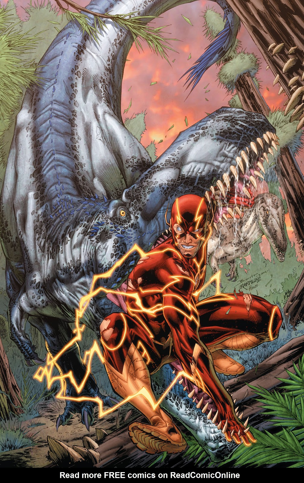 Read online The Flash (2011) comic -  Issue # _TPB 7 - 5