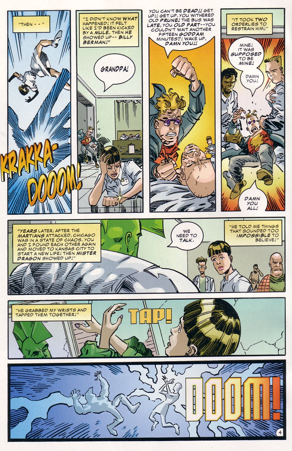 The Savage Dragon (1993) Issue #111 #114 - English 29