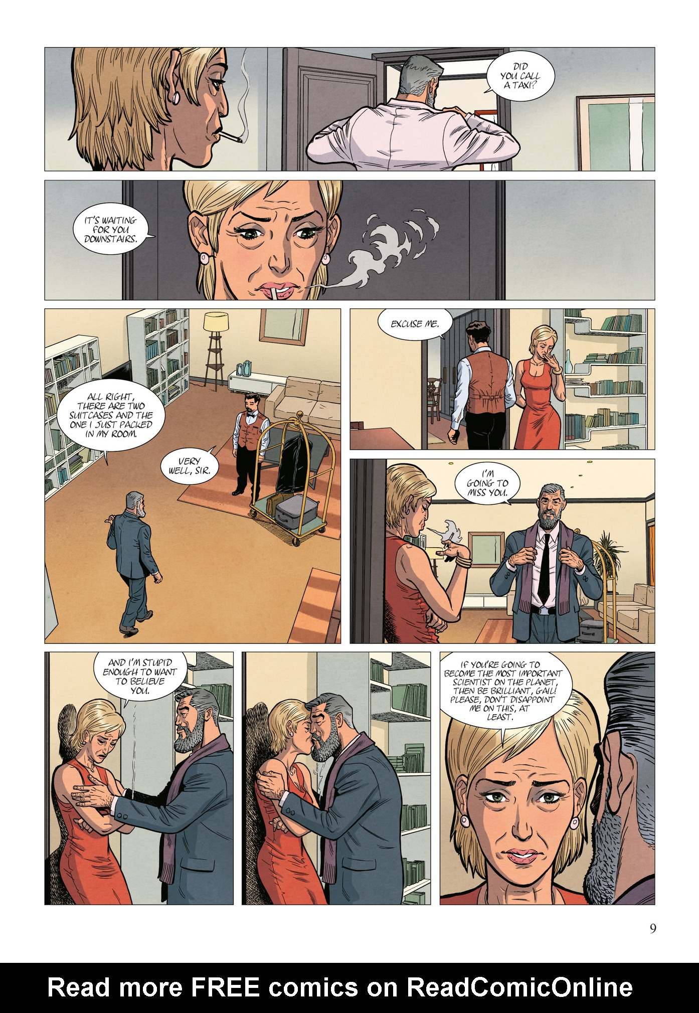 Read online Alter Ego comic -  Issue #10 - 10