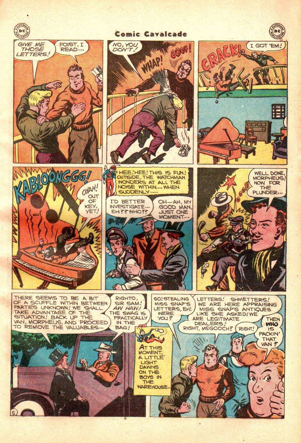 Comic Cavalcade issue 21 - Page 47